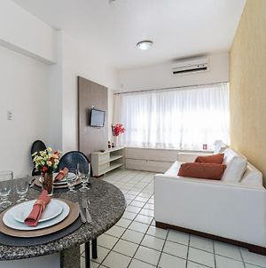 Mrc605 Excellent Flat In The Best Location On The Beach Of Boa Viagem. photos Exterior