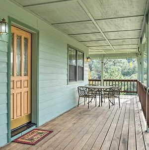 Peaceful Tuolumne Hideaway With Sweeping Views! photos Exterior