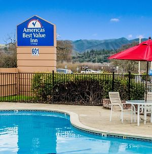 Americas Best Value Inn - Ukiah photos Exterior
