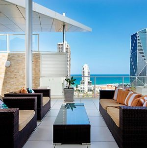 Wings 3 Bedroom Penthouse Ocean View Penthouse - Surfers Paradise Sleeps 10! photos Exterior