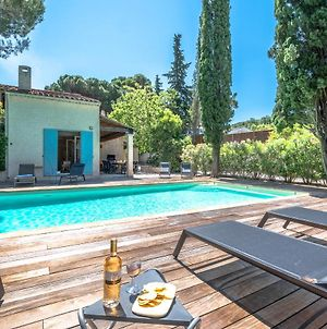Splendid Typical House With Pool And Large Garden In St Tropez - Welkeys photos Exterior