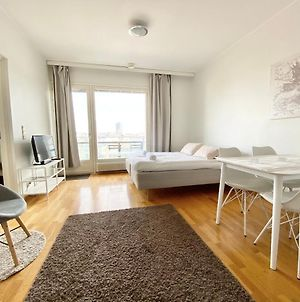 City Home Finland Tampella - City View, Own Sauna, One Bedroom, Furnished Balcony And Great Location photos Exterior