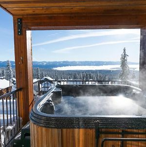 Stunning View From The Private Hot Tub! photos Exterior