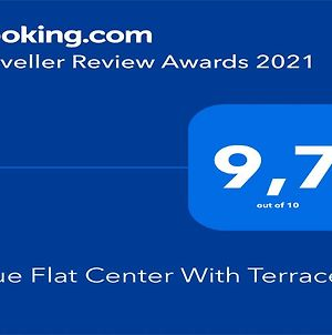 Blue Flat Center With Terrace photos Exterior