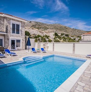 Luxury Villa Layla With Private Pool Near Dubrovnik photos Exterior