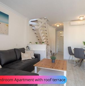 Two Properties Desirable Rooftop Terrace In 2 Bedroom Apartment With Wifi Or 3 Bedroom One Floor Studio Apartment, Wifi, No Terrace, Callao Salvaje, Tenerife photos Exterior