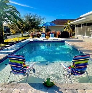 Coral Sunrise - Canal Home With Private Pool Home photos Exterior