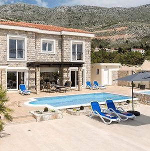 Luxury Villa Tamara With Private Pool And Jet Pool Near Dubrovnik photos Exterior