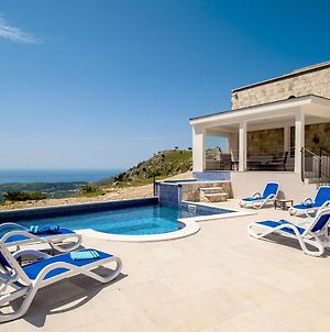 Luxury Villa Leni With Private Pool And Jet Pool Near Dubrovnik photos Exterior