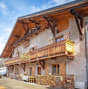 Welcoming Chalet In Peisey-Nancroix With Sauna photos Exterior