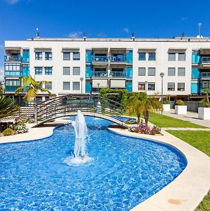Amazing Apartment In Santa Pola With Outdoor Swimming Pool, Wifi And 2 Bedrooms photos Exterior
