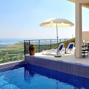 Luxury Villa Rock With Pool And Jacuzzi Near Dubrovnik photos Exterior