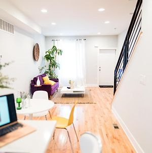 Swing Bed- Art Museum- 2Br/2Ba Plan'Do Suites- Beautiful Townhome In Brewerytown photos Exterior