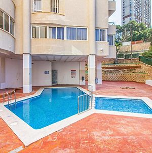 Beautiful Apartment In Benidorm With Outdoor Swimming Pool And 2 Bedrooms photos Exterior