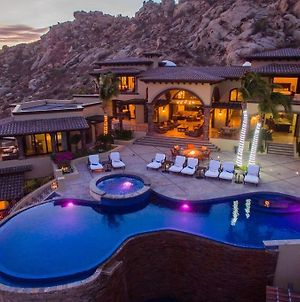Majestic Hilltop Villa With Panoramic Ocean Views, 2 Pools, & Exercise Room photos Exterior