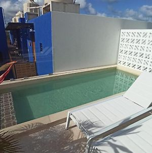 Private Pool Colibri Penthouse 1Bd 1Bth Free Gym Bbq Mins From Downtown By Mint Tulum photos Exterior