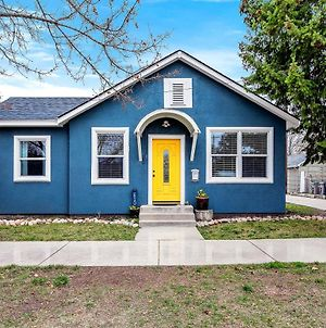 Northend Home With Hot Tub In Historic West Downtown Boise photos Exterior