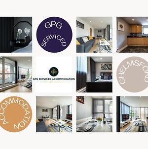 2 Bedroom Apartment At Gpg Serviced Accommodation Essex - Executive City Centre Apartment photos Exterior