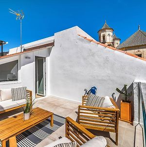Trendy House /2 Bedrooms/Private Terrace/Malaga Center photos Exterior