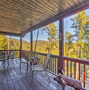 Alpine Air Cabin In Ruidoso With Amazing Mtn Views! photos Exterior