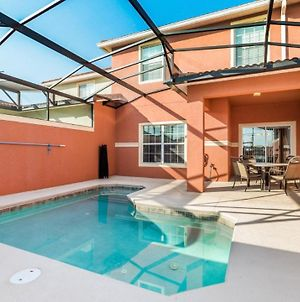 Luxury Townhome On Paradise Palms Resort With A Private Pool, Orlando Townhome 4841 photos Exterior