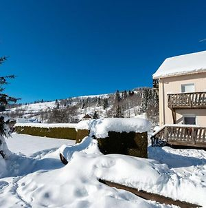 Charming Holiday Home In La Bresse Skiing Area photos Exterior