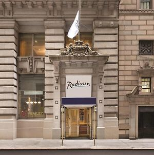 Radisson Hotel New York Wall Street photos Exterior