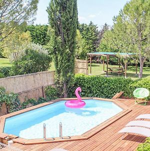Awesome Home In Monteux With Outdoor Swimming Pool, Wifi And 4 Bedrooms photos Exterior