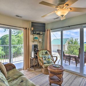 Waterfront Bass Island Retreat With Balcony And Tv photos Exterior