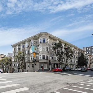 Amazing Apt In San Francisco Historic District photos Exterior