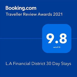 L.A Financial District 30 Day Stays photos Exterior