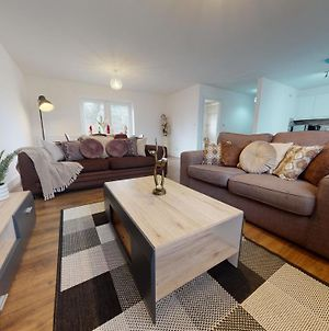 Srk Serviced Accommodation Peterborough, 2 Bedroom Luxury Apartment, Business, Leisure, Contractors photos Exterior