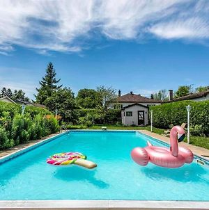 M403@Cozy House With River View For Big Family,Business,Pool,Bbq photos Exterior