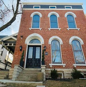 5,500 Sq Ft Historic Fletcher Place Home In Heart Of Downtown Indy photos Exterior