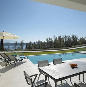 Brand New Sea View Villa Apaggio 3 photos Exterior