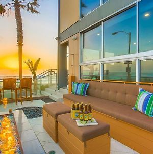 2 Combined Ocean Front Units! Exclusive Patio, Bbq, Fire Pit photos Exterior