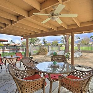 Indio Escape With Fire Pit And Resort Amenities! photos Exterior