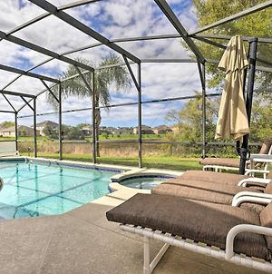 Home With Pond View And Pool Table, 20 Mi To Wdw! photos Exterior