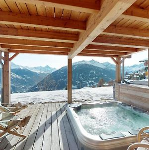 Etoiles Des Neiges Luxe & Jacuzzi Chalet 12 Pers By Alpvision Residences photos Exterior