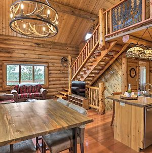 Secluded Black Hills Retreat Hot Tub And View! photos Exterior