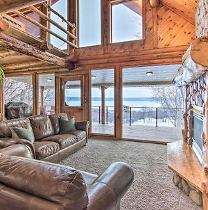 Bright Bear Lake Lodge With Hot Tub And Game Room photos Exterior
