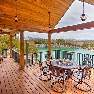Tranquility Lake Getaway With Dock And Hot Tub! photos Exterior