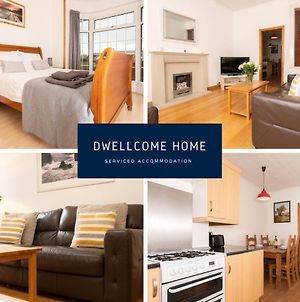 Dwellcome Home South Shields 4 Bed Seaside Home photos Exterior