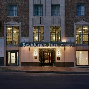 Residence Inn Memphis Downtown photos Exterior