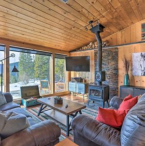 Cozy St Marys Escape With Hot Tub And Mtn Views photos Exterior