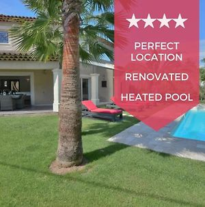 Perfect With Heated Pool In The Heart Of The Cannes Country Side photos Exterior
