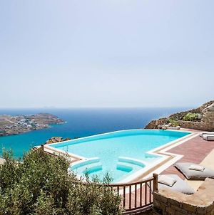 Amazing Deep Blue Villa In Mykonos photos Exterior