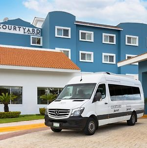 Courtyard By Marriott Cancun Airport photos Exterior