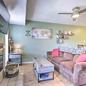 Quaint Condo With Porch By Hiking Trails And Dtwn photos Exterior