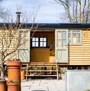 Little Plovers Shepherd Hut photos Exterior
